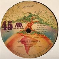Sencillo Argentino De Enrique Espinosa Año 1978 - World Music