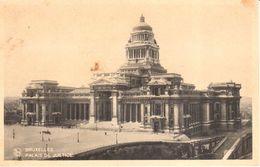 Bruxelles - CPA - Brussel - Palais De Justice - Monuments, édifices
