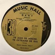 Sencillo Argentino De Dany Año 1969 - Vinyl Records