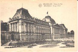 Bruxelles - CPA - Brussel - Palais Du Roi - Monuments, édifices
