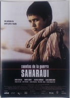 Folleto De Mano. Película Cuentos De La Guerra Saharaui. Sergi Calleja. Jorge De Juan. Joseba Apaolaza - Merchandising