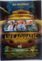 Folleto De Mano. Película Life Aquatic. Bill Murray. Owen Wilson. Cate Blanchett. Willem Dafoe. Jeff Goldblum - Merchandising
