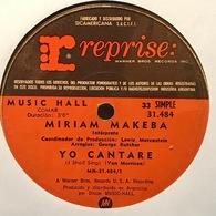 Sencillo Argentino De Miriam Makeba Año 1970 - Soul - R&B