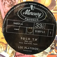Sencillo Argentino De The Platters - Vinyl Records