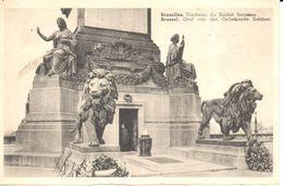 Bruxelles - CPA - Brussel - Tombeau Du Soldat Inconnu - Monuments, édifices