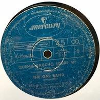 Sencillo Argentino De The Gap Band Año 1980 - Disco & Pop