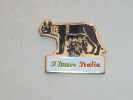 Pin's I LOUVE ITALIA - Cities