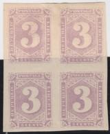Liberia     .   Yvert   20  Block  4  ( 2 Stamps:  * )     .       **      .         MNH   .     /    .     Postfris - Liberia