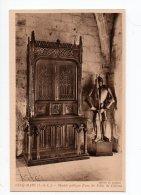 Cinq Mars - Meuble Gothique D'une Des Salles Du Chateau - 233 - Other Municipalities