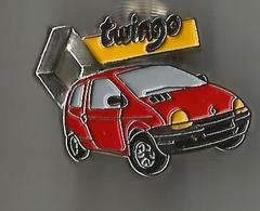 Pin's Twingo - Renault