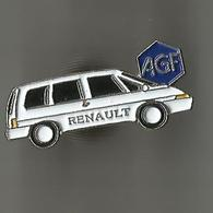 Pin's Renault AGF - Renault
