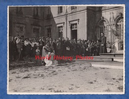 Photo Ancienne - LUNEVILLE ( Meurthe Et Moselle ) - Cérémonie à Identifier - Abbé & Eveque ? - Photographe Odinot - Lugares