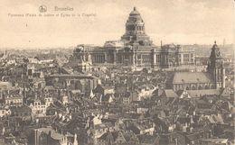 Bruxelles - CPA - Brussel - Panorama - Panoramische Zichten, Meerdere Zichten