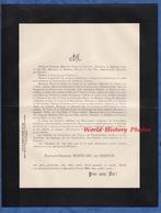 Document De 1903 - LA GARENNE COLOMBES - Monsieur François Georges MAUBLANC De CHISEUIL - Historical Documents
