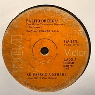 Dos Sencillos Argentinos De Palito Ortega - Vinyl Records