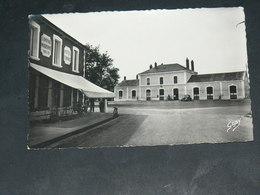 SAUJON   / ARDT  SAINTES  1910   /     GARE  &  COMMERCE      ....... - Saujon