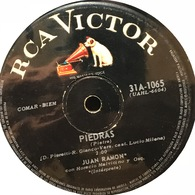 Sencillo Argentino De Juan Ramón Año 1967 - Vinyl Records