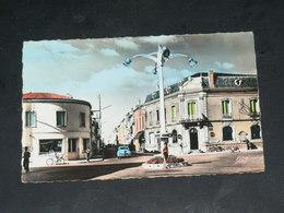 SAUJON   / ARDT  SAINTES  1950   /      La Poste      ....... - Saujon