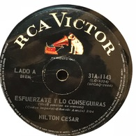 Sencillo Argentino De Nilton Cesar Año 1967 - Vinyl-Schallplatten