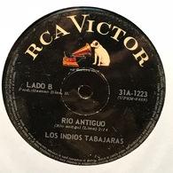 Sencillo Argentino De Los Indios Tabajaras Año 1968 - World Music
