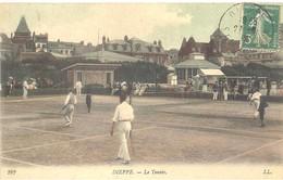 Dieppe - Le Tennis - Dieppe