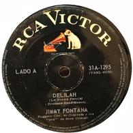 Sencillo Argentino De Jimmy Fontana Cantado En Español Año 1968 - Vinyl Records