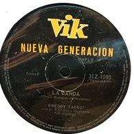 Sencillo Argentino De Freddy Tadeo Año 1967 - Vinyl Records