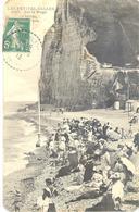 Les Petites-Dalles - Sur La Plage - France