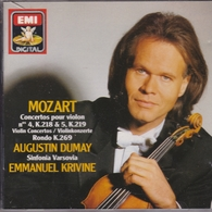 MOZART  Concertos Pour Violon - Classical