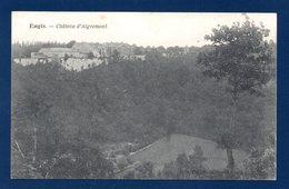 Engis. Château D' Aigremont. 1922 - Engis
