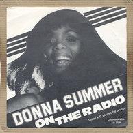 "7"" Single, Donna Summer, On The Radio - Disco, Pop"
