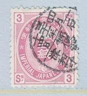 Japan 76  (o)  1888-92  Issue. - Japan