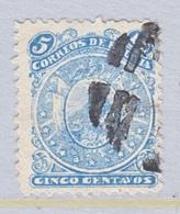 Bolivia  37  Perf  11  (o)   1893 ISSUE - Bolivia