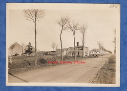 Photo Ancienne - Environs De CHALONS Sur MARNE - Ferme Du Petit Etréchy - Route De Montmirail - Automobile - Guerra, Militari