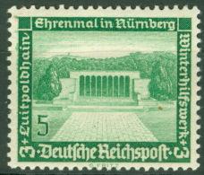 Deutsches Reich 636 ** Postfrisch - Ungebraucht