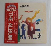 "Vinyl LP:  ABBA "" The Album "" ( DSP-5105 Disco Mate/Polar Music  JPN ) - Disco & Pop"
