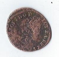 Monnaie France Léopold I 1715 Liard De Lorraine - 987-1789 Royal