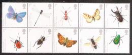 783  Butterflies - Papillons - GB Face Value 6 £ - MNH - 5,50 - Papillons