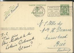 Publibel Obl. N° 208 (Loterie Coloniale) Obl. Bxl - Publibels