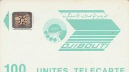 DJIBOUTI...100 UNITES TELECARTE - Djibouti