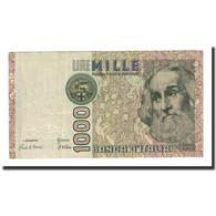 Billet, Italie, 1000 Lire, 1982-01-06, KM:109a, TTB - [ 2] 1946-… : Républic