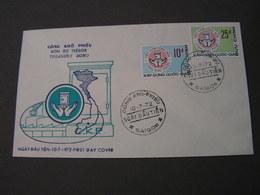 Vietnam FDC  ? 1972 - Viêt-Nam
