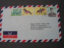Indonesia Cv. 1980 Parot, Papagai - Indonesien