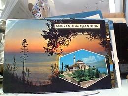 TURCHIA  JOANNINA LAGO LAKE PAMVOTIS N1975  GS1337 - Turchia