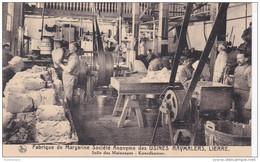 Lier Lierre Salles Des Malaxages Kneedkamer Fabrique De Margarine Societe Anonyme Des Usines Raymakers Belgica - Lier