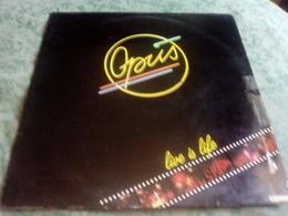 "OPUS ""Live Is Life"" - Disco & Pop"