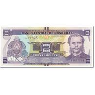 Billet, Honduras, 2 Lempiras, 2012, 2012-03-01, KM:90, NEUF - Honduras