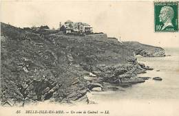 BELLE ILE EN MER - Un Coin De Castoul - LL 55 - Belle Ile En Mer