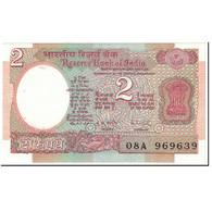 Billet, India, 2 Rupees, 1985, Undated (1985), KM:79k, SUP - India