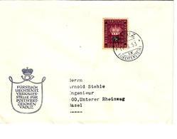 3052 - Vaduz - Liechtenstein